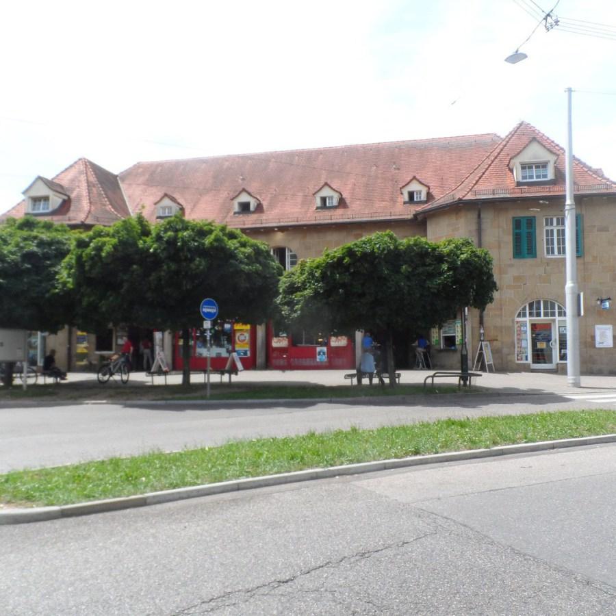 Maier Fahrschulen im Bahnhof Obertürkheim