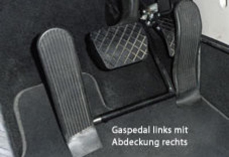 Umrüstungen der Fahrschule für Behinderte in Stuttgart