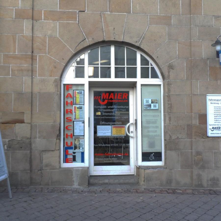 Maier Fahrschulen in Stuttgart Obertürkheim
